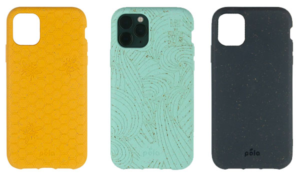 3 phone cases for iPhone 11 Max Pro with different colours
