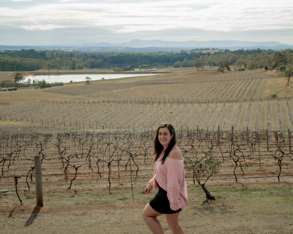 One of the best things to do in Hunter Valley is exploring all the wine tastings